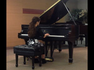 Competing for First Prize--Piano Competition, Roland Colton, piano, writing, Forever Gentleman
