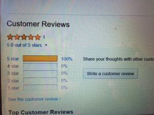 This is the Reason New Authors Anxiously Await Five-Star Reviews Only, Roland C Colton, Forever Gentleman