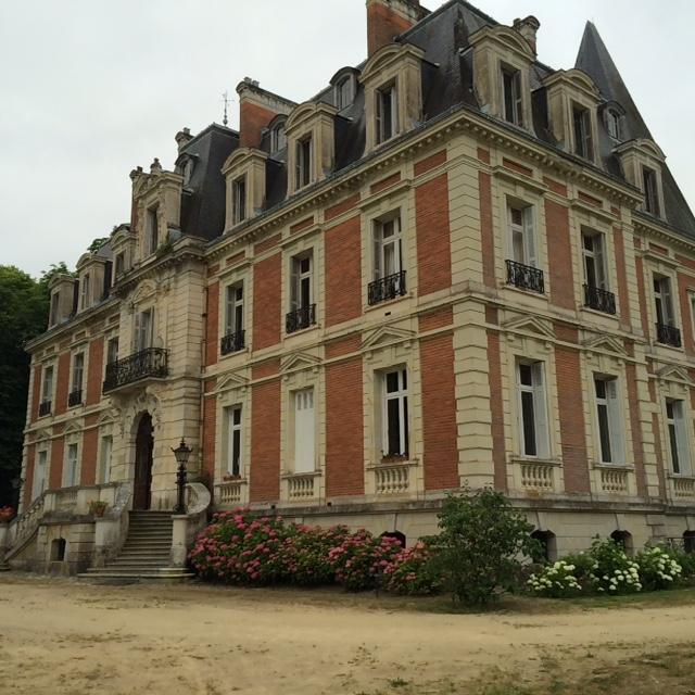 Destination: Loire, France. Arrived in Paradise!