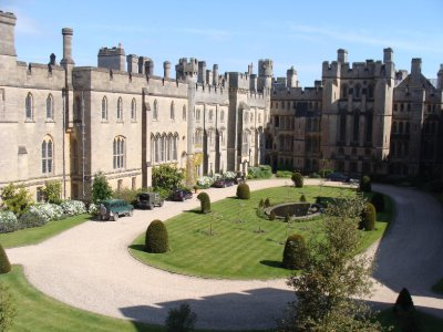 arundel-castle, How Magnificent Estates Make Wonderful Novel Settings, roland colton, @rolandccolton