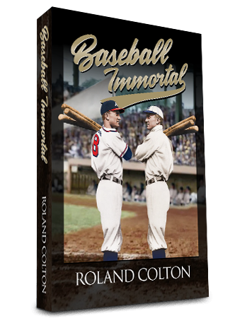 Baseball Immortal Book