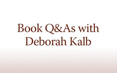 Book Q&As with Deborah Kalb