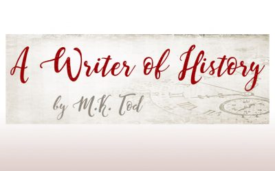 Author Roland Colton on writing historical fiction