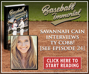 Savannah Cain Interviews Ty Conn